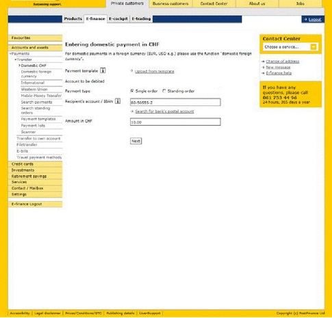 How To Remit From Switzerland Bank Transfer Via Our Postfinance Account
