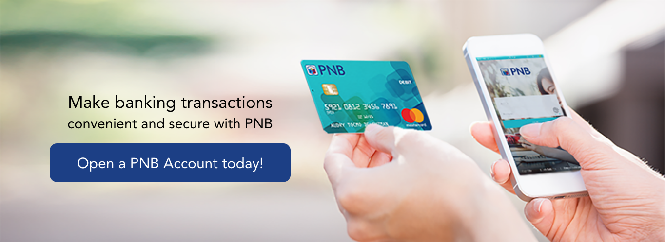PNB Digital Banking - Philippine National Bank