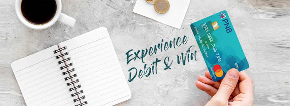 Experience Debit and Win