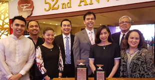 PNB scores a double win at the 52nd Anvil Awards