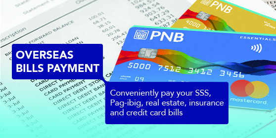 Overseas Bills Payment System (OBPS) - Philippine National Bank