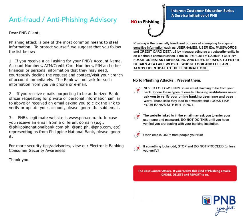 Philippine national bank pnb essay