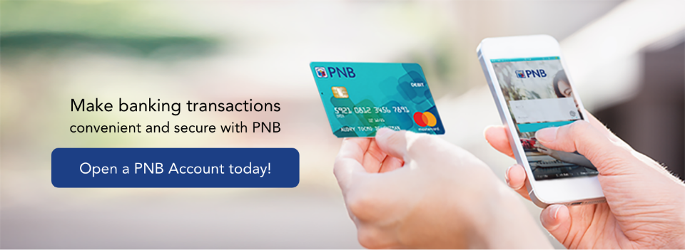 Open a PNB Account today