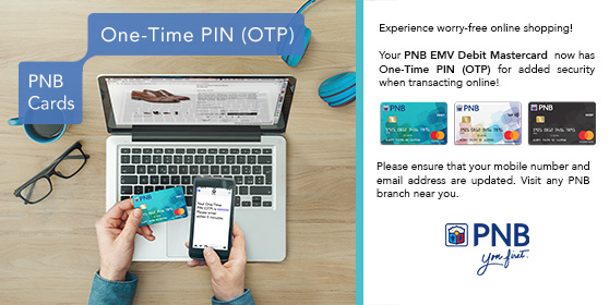 One–Time PIN (OTP) FAQs