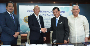 PNB signs agreement with PAFCPIC