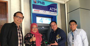 PNB reopens branch in Marawi City