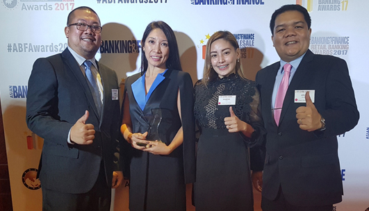 PNB wins another award for its Mobile Banking App