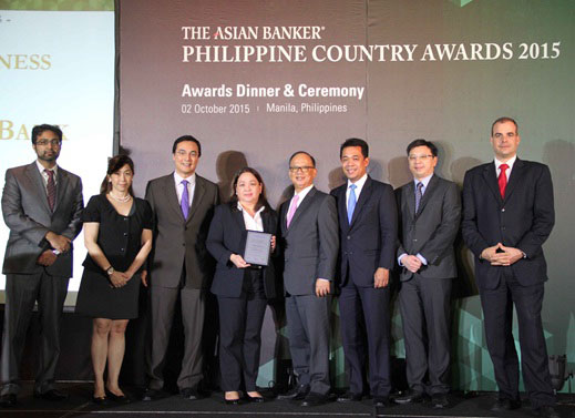 PNB Wins Prestigious Award in the Asian Banker Philippine Country Awards