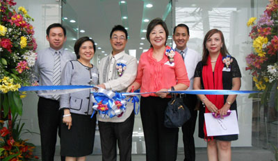 PNB Relocates Branch to New Home in Quezon City