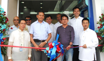 PNB Inaugurates Batangas-Pallocan West Branch