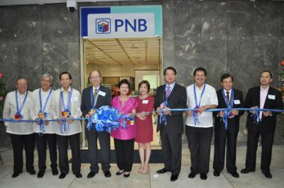 PNB Inaugurates BSP Service Unit Branch