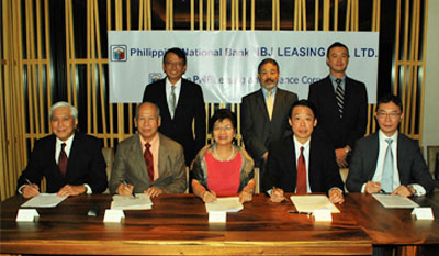 PNB, Japan's IBJ Leasing forge stronger, expanded partnership
