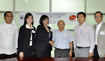 PNB and Phoenix Petroleum sign Multi-Employer Retirement Fund Agreement
