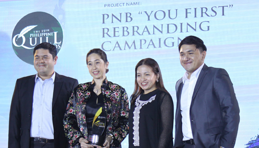 PNB bags Phil Quill Awards