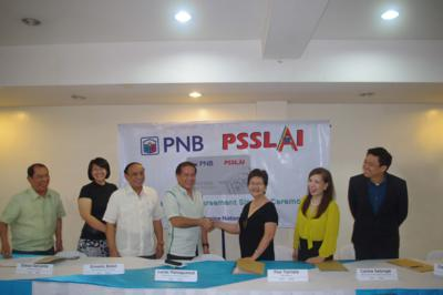 PNB Partners with PSSLAI